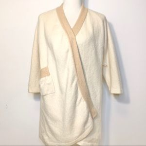 Pratesi 100% Cashmere Robe Made in Italy Size S